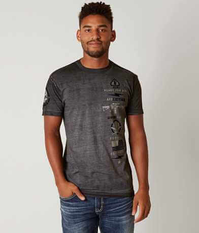 Affliction Freedom Defender Ready T-Shirt