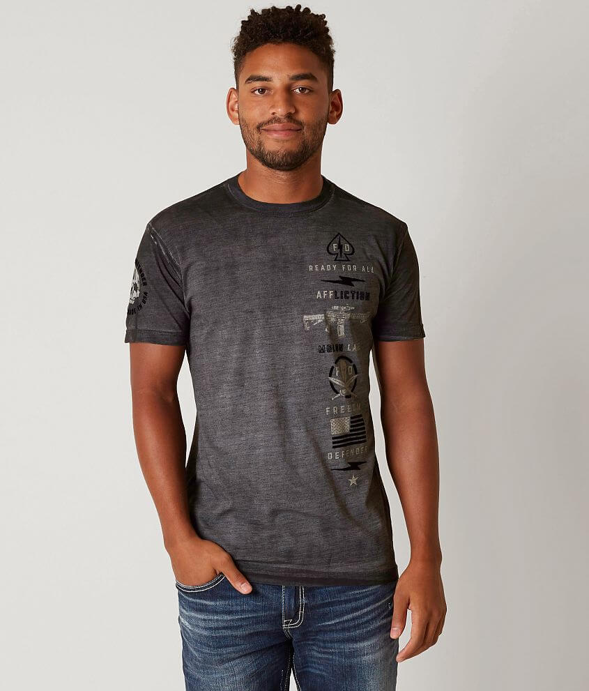 Affliction Ready For All T-Shirt