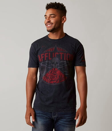 Affliction Jose Sanchez T-Shirt