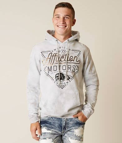Affliction American Customs Cali Motors Sweatshirt