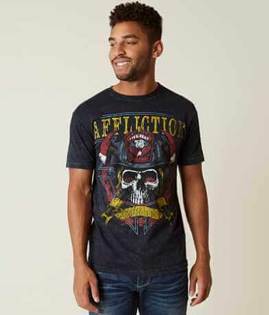 Affliction Fire Rescue T-Shirt