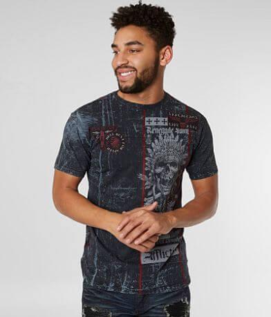 Affliction Falling T-Shirt