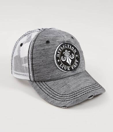 Affliction Divio Trucker Hat