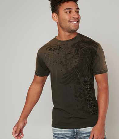 Affliction Eagle Crust T-Shirt