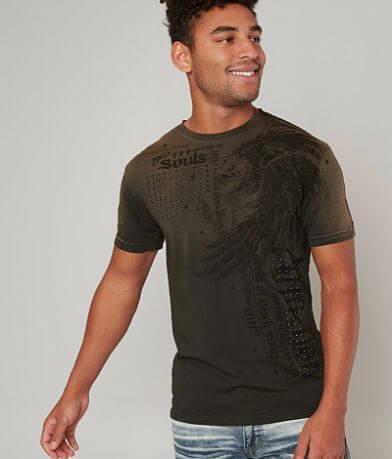 Affliction Eagle Crust T-Shirt