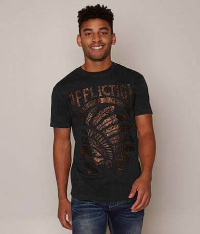 Affliction American Customs Tribe Motors T-Shirt