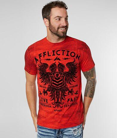 Affliction Value Freedom Dusk T-Shirt