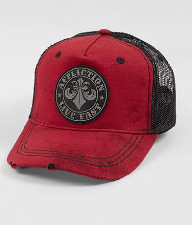 Affliction Reg TM Trucker Hat