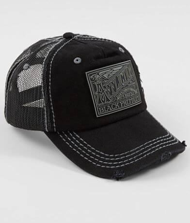 Affliction Black Premium Fremont Trucker Hat