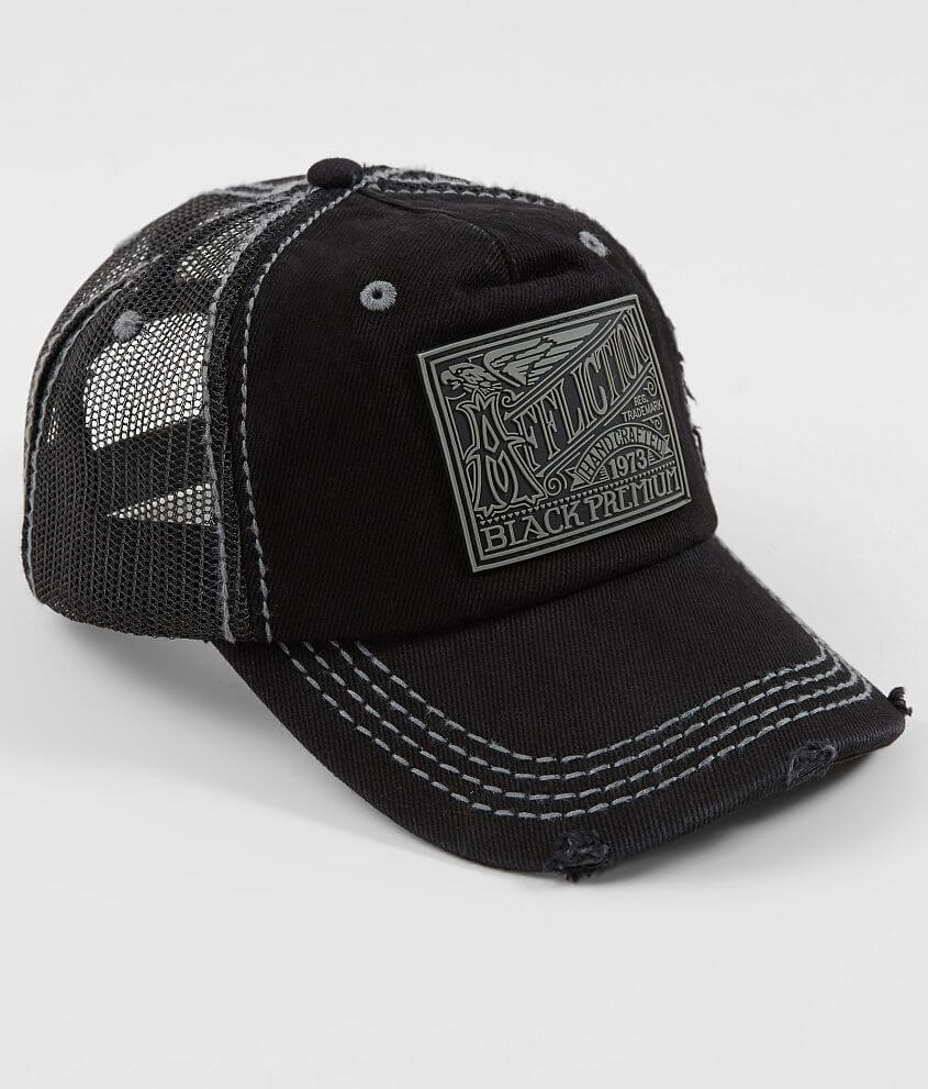 Style A19307/Sku 946951 Rubber patch snapback hat Grinding details One size fits most