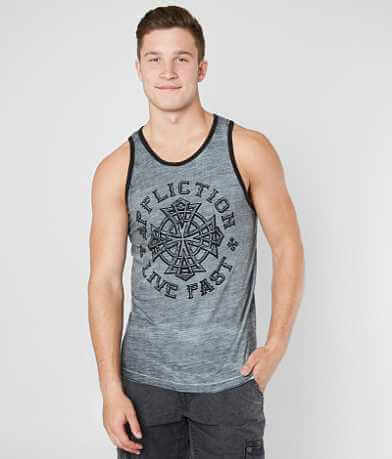 Affliction Battlefront Tank Top