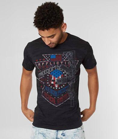 Affliction Freedom Defender Tactical T-Shirt
