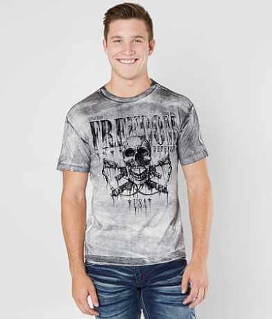 Affliction Freedom Defender Nevermind T-Shirt