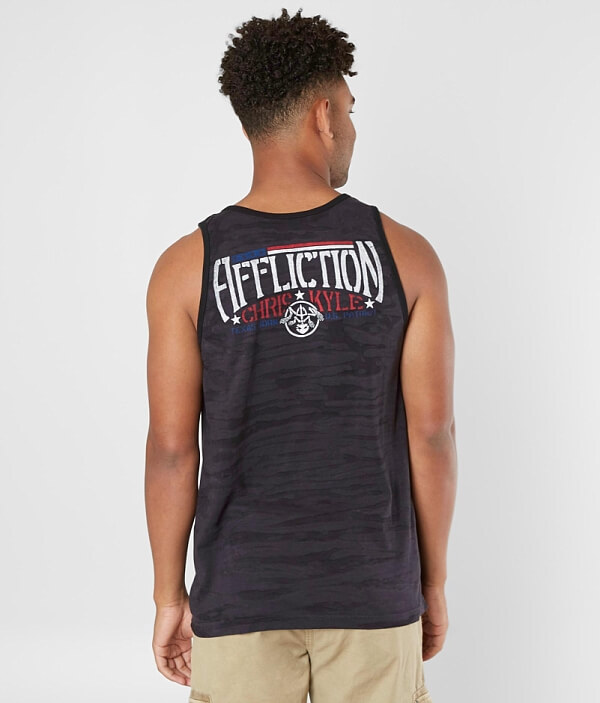 Top Tank Frogman Affliction Frogman Affliction 8fSpIOqS