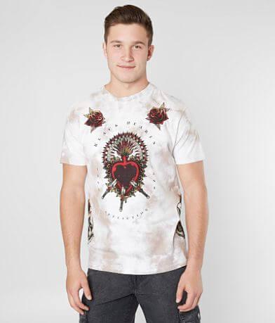 Affliction Pierced Heart T-Shirt