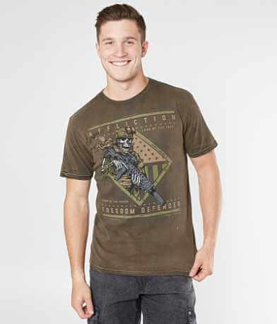 Affliction Freedom Defender Forward Ops T-Shirt