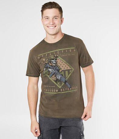 Affliction Freedom Defender Forward Ops T-Shirt