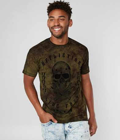 Affliction On The Tracks Dusk T-Shirt