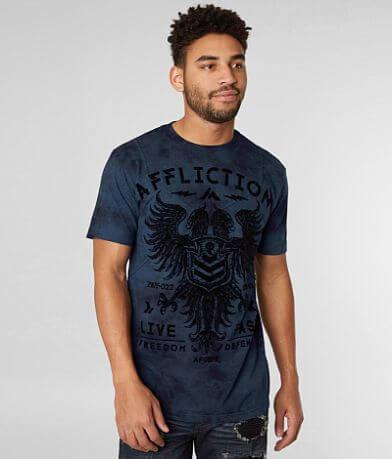 Affliction Value Freedom Dusk T-Shirt