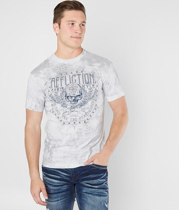 Shirt Ballistic T Affliction Ballistic Shirt T Affliction Affliction Ballistic T q1w6zH7