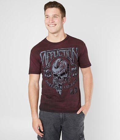Affliction Apache Chalkboard T-Shirt