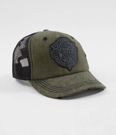 Affliction Freedom Defender Trucker Hat