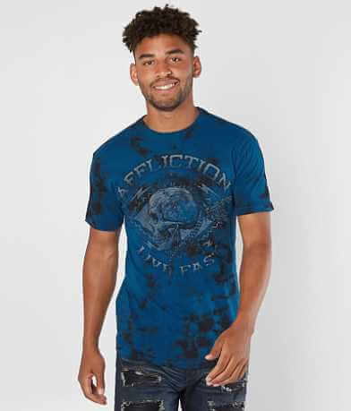 Affliction Warpath Chalkboard T-Shirt