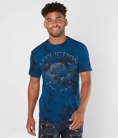 Affliction Warpath Chalkboard T-Shirt
