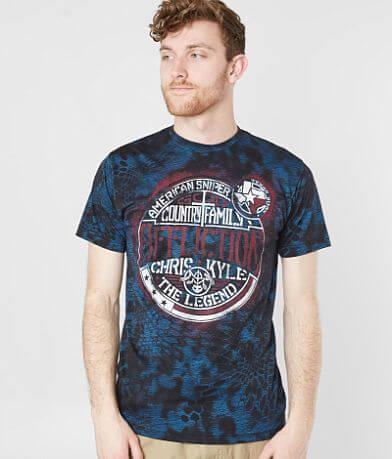Affliction Frogman T-Shirt