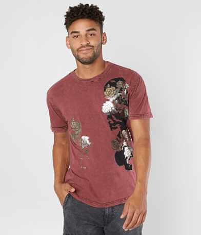 Affliction Slithering Souls T-Shirt