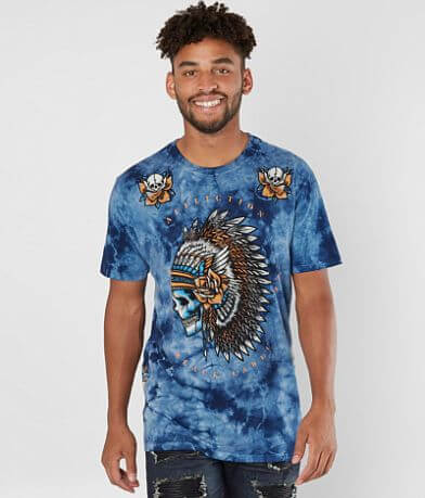 Affliction Night Chief T-Shirt