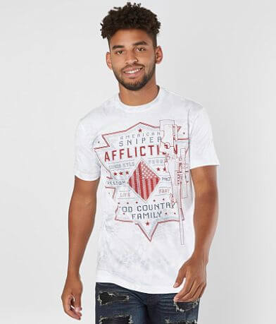 Affliction Rifleman T-Shirt