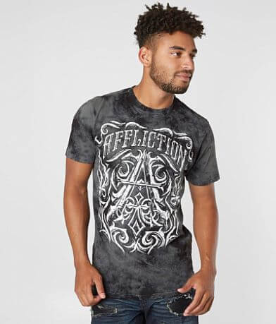 Affliction Causeway Chalkboard T-Shirt