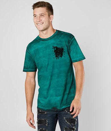Affliction Pierced Snake Dusk T-Shirt