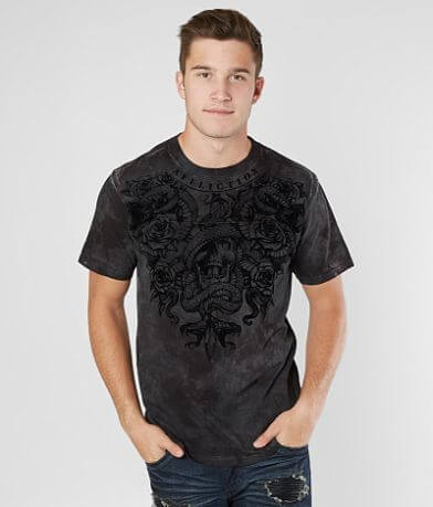 Affliction Forged In Venom T-Shirt