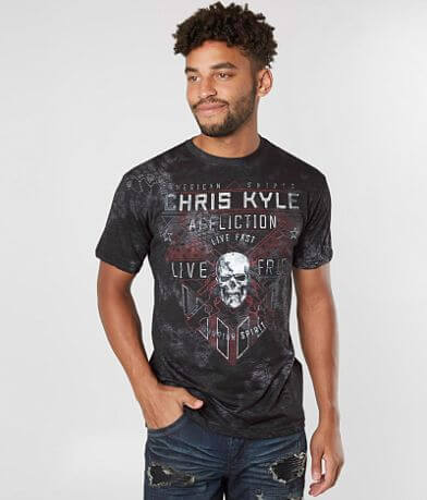 Affliction Coordinates T-Shirt