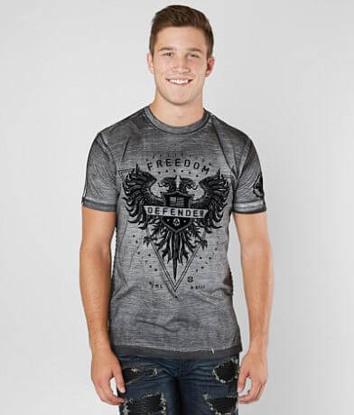 Affliction Freedom Defender USA T-Shirt