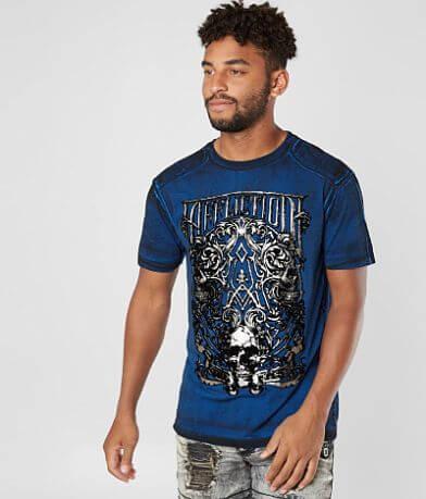 Affliction Framing Death T-Shirt