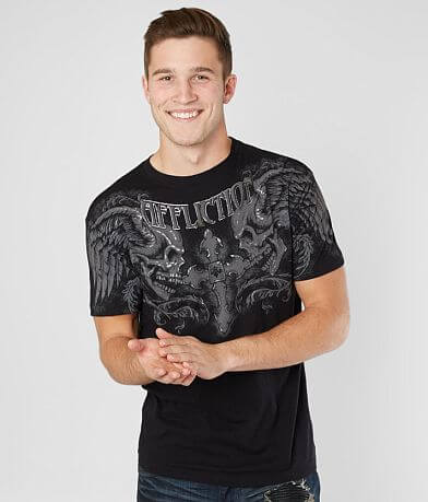 Affliction Winged Up T-Shirt