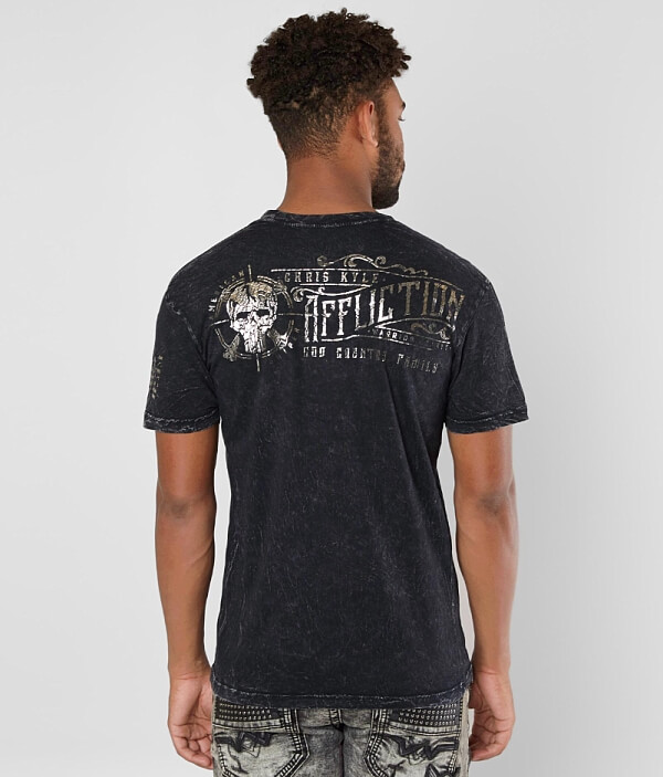 Special Affliction Special Shirt Shirt T Ops T Ops Affliction Affliction 5tagUUwBxq