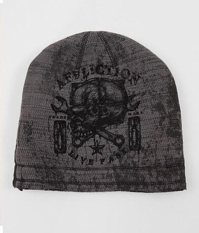 Affliction Alchemist Reversible Beanie
