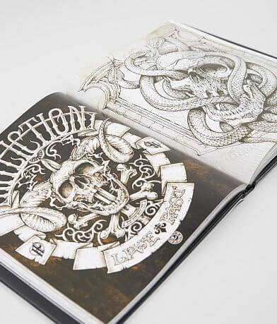 Affliction DVS Designs: Art of Affliction Book