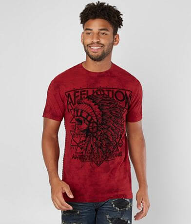 Affliction Ursa Major Dust T-Shirt