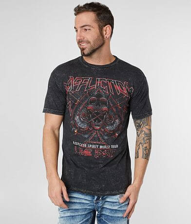 Affliction Spiritual T-Shirt