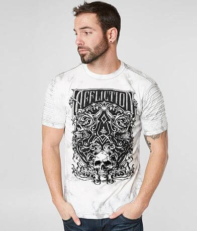 Affliction Framing Death T-Shirt