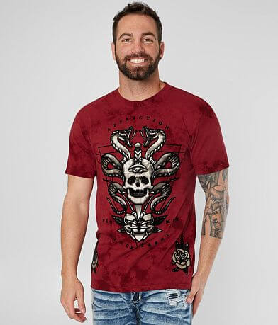 Affliction Cryptic Venom T-Shirt