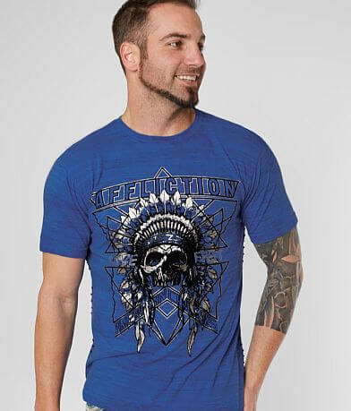 Affliction American Customs Devils Trail T-Shirt