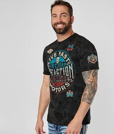 Affliction American Customs Alternator T-Shirt