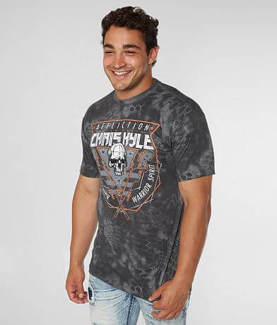Affliction Snipers Breath T-Shirt