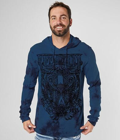 Affliction Hypothesis Pullover Hoodie